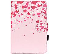 Für Kreditkartenfächer / mit Halterung / Muster Hülle Handyhülle für das ganze Handy Hülle Other Weich PU - Leder Apple iPad Mini 3/2/1