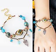 Strand Bracelets 1pc,Silver Bracelet Fashionable Alloy Jewellery