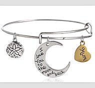 The Star And The Moon Mum Bracelet