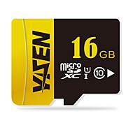 yisen 16gb UHS-I u1 / aula 10 microSD / microSDHC / microSDXC / tfmax ler speed80 (mb / s)