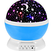 Creative LED Christmas Light Color-Changing Acrylic Romantic Starry Sky Sweet Couple Night Light Home Decoration