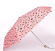 Liancheng Umbrellas Stationery Fresh And Lovely Sunny Umbrella Folding Umbrella Sun Umbrella Super Sunscreen