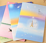 South Korea Stationery Cute Queen 16K Notebook Notepad B5 Diary Writing This Fantasy Series