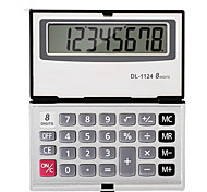 1PC  Portable Type  Folding  Mini   Calculator
