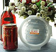 LOCK&LOCK 1/set Kitchen Kitchen Glass Lunch Box 75*155mm LLG831