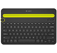 Logitech® Bluetooth Multi-Device Keyboard K480 for Computers, Tablets and Smartphones