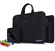 4 in1 Mysterious Respiratory Solid Computer Bag Series for MacBook Air 13.3