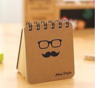 Notebooks criativas Multifuncional,A7