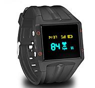 tabela de freqüência cardíaca relógios pulseira de coração inteligente inteligente esportes ao ar livre que executam o coração pulseira de