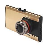 """full hd 3.0 """"voiture dvr vision nocturne enregistreur caméra vidéo véhicule caméra de tableau de bord g-Capteur boîte noire"""