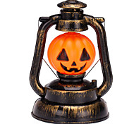 1PC Interesting Retro Hallowmas Christmas Convenient LED Pumpkin Lamp