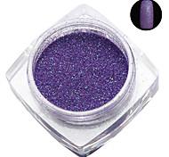 2g/box Trend HOT Nail Glitter Shining Nail Art Tip Decoration Magic Glimmer Powder Dust