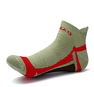 Спорт Велоспорт Носки унисекс Короткие рукаваДышащий / Пригодно для носки / Легкие материалы / Анти-скольжение / Впитывает пот и влагу /