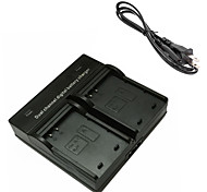 BLN1 Digital Camera Battery Dual Charger for Olympus BLN-1 EM1 EM5 EP5 E-M1 E-M5 E-P5 E-M5II