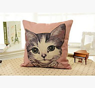 New Cartoon Star Who Meow Cotton Pillow Office Sofa Cushion Home Textile Fashion Cushion