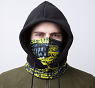 Ski Balaclava Hat Ski Hat Unisex Thermal / Warm / Windproof / Dust Proof / Detachable Cap / Comfortable Snowboard Nylon / Fleece / Chinlon