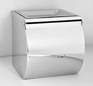 suportes de papel steeltoilet inoxidável 1pc mobiliário doméstico grogshop hotel de vaso sanitário repelentes de água