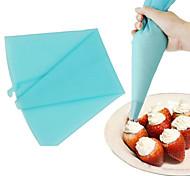 30см длина инструмента силикона обледенение труб крем кондитерский мешок для украшения торта