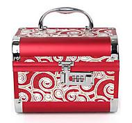 Schmuckbehälter Aleación 1 Stück Rot