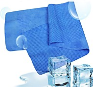1 PC Bamboo Fiber Cooling 31 by 3 inch Hand Towel Sport Towel Strong Water Absorption Capacity