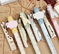 Beaming With Joy Pendant Pen Ruler(12PCS)