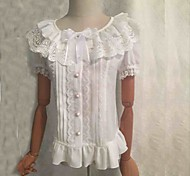 Sweet Lolita White Blouse