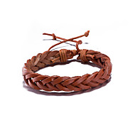 Bracelet Leather Bracelet Leather Circle FashionHalloween Christmas Gifts