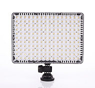 HERSMAY Ultra Slim 176pcs beads LED Light Lamp for DV DSLR Camera Vedio Camcorder Photograph 3200K/5600K..