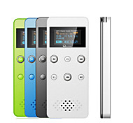 Kugo K7 MP3 With External Lyrics Synchronized Display Radio Recording Sports High Quality 8G