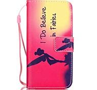Tuta A portafoglio / A fantasia sexy Lady Similpelle Difficile Copertura di caso per AppleiPhone 7 Plus / iPhone 7 / iPhone 6s Plus/6