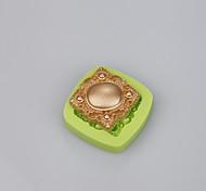 Soft silicone cake mold fondant decorating jewelry shape Soap Mold