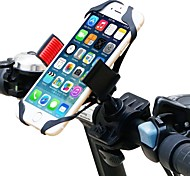 Bike Bike Mount Bike Phone Mount Cycling/Bike Durable For Cellphone 360°Rolling / Rotatable GPS Rotatable Universal Adjustable Black Red