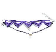 Latest Lady Fashion Sexy Lace Bracelet