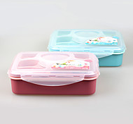 Yooyee BPA Free Bento Lunch Container for Adult and Children