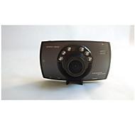 Ambarella Syntec Автомобильный видеорегистратор 2,7 дюйма Экран Автомобильный видеорегистратор