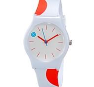 Children's Fashion Lovely Plastic Casual Wrist Quartz Watch
