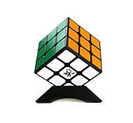 / Cubo velocidad suave 3*3*3 / Calmantes para el estrés / Cubos Mágicos Arco iris Plástico