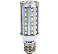 BRELONG E14 / E26/E27 / B22 LED Corn Lights 60 SMD 5730 1200 lm Warm White / Cool White  AC 85-265 V 1 pcs