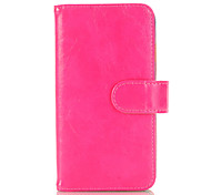 The new Crazy Horse Wallet Around PU Wallet Material Leather Phone Case Phone Shell For iPhone 7 7plus