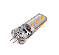 3W G4 Luces LED de Doble Pin T 18 SMD 4014 200-300lm lm Blanco Cálido / Blanco Fresco Decorativa V 1 pieza