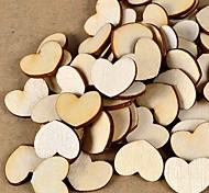 Дерево Экологичный материал Свадебные украшения-100Шт./набор Весна Лето Осень Зима Неперсонализированный
