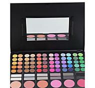 78 Eyeshadow Palette Matte / Shimmer Eyeshadow palette Cream Normal Daily Makeup