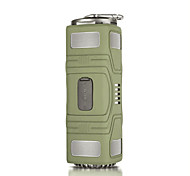 RICHSO Thunder Outdoor waterproof Bluetooth Portable Speaker & Flashlight with Clear Sound Tf Card Reader / FM / USB