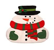 новый Рождество Санта-Клаус Placemats снеговик коврик место коврик колодки с салфетку обеденным столом рождественские украшения поставляет