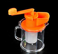Household fruit juice juicer The kitchen juicer vegetable juicer