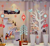 Животные / ботанический / Натюрморт Наклейки Простые наклейки / 3D наклейки Декоративные наклейки на стены / Наклейки на холодильник,PVC