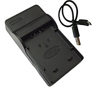 S006 Micro USB Mobile Camera Battery Charger for Panasonic S002 E S006 E BM7 FZ7 FZ8 FZ18 FZ28 FZ30 FZ35 FZ38 FZ50