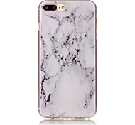 Marble Pattern HD Painted TPU Material Phone Shell For iPhone 7 7 Plus 6s 6 Plus