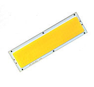 ZDM DIY 7W 700LM Cold White/Warm White LED square integrated light source board (DC12-14V 0.6A)