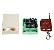 315MHz RF 4-CH Wireless Remote Control Relay Module